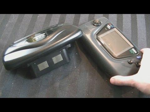 Gamerade - Cleaning and Restoring a Sega 32X (& Game Gear) - Adam Koralik