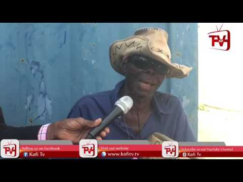 INTRESTIING ONE ON ONE INTERVIEW WITH 75 YEAR OLD OPIAH MENSAH