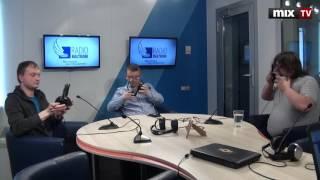 """Дискуссия о запрете российских сайтов на Украине в программе """"Baltkom-online"""" #MIXTV"""