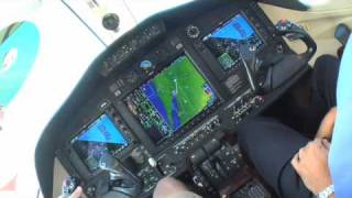 Airspeed - Flying the Cessna Citation Mustang