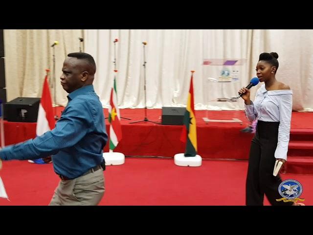 Rev K.O. Agyeman | Your head shall not lack oil