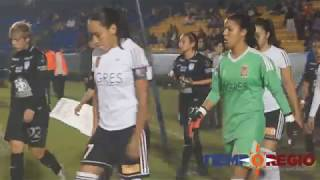 Desde la cancha Tigres vs Pachuca - Semifinal de Vuelta Liga Mx Femenil
