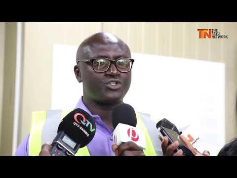 Gambia Media Tours Karpowership's Banjul Power Facility