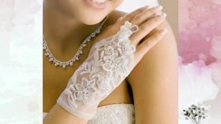 Свадебные перчатки / Wedding gloves