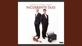 Sonata per violino e basso: la Castella