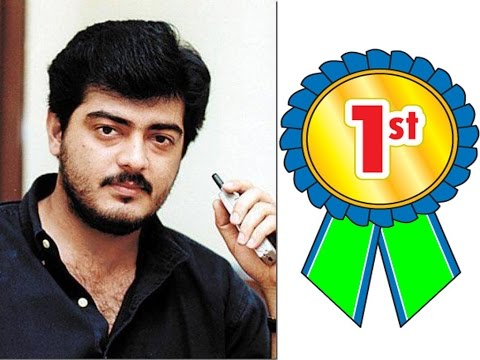 Ajith is the most favorable actor in Tamil Nadu   Thala Ajith - entertamil.com
