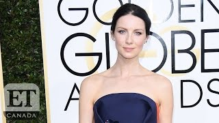 Caitriona Balfe Thinks America Should Give Donald Trump A Chance