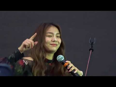 Ailee - U & I - live - KCON West - Hammer Museum - Los Angeles CA - August 8, 2018