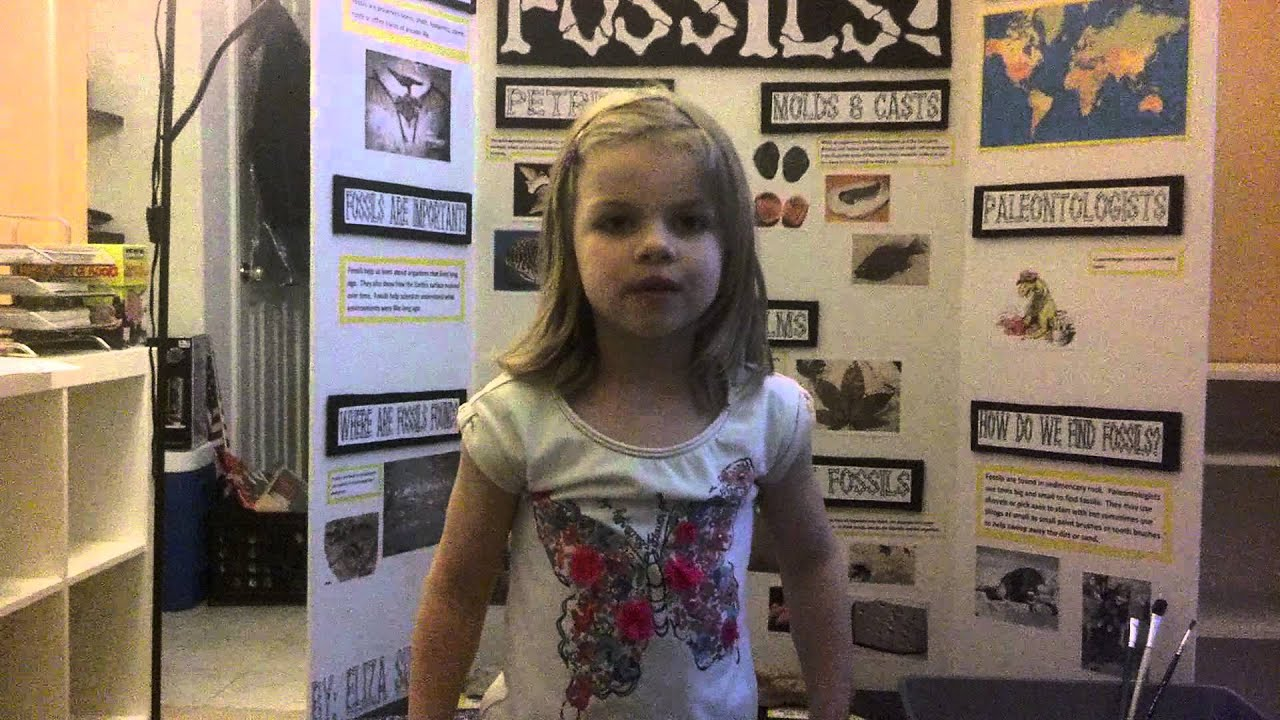 2013 Science Fair Project - YouTube