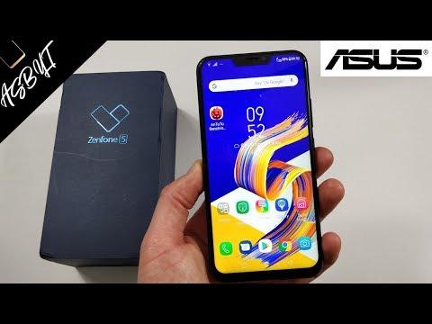 Asus Zenfone 5 - UNBOXING & HONEST REVIEW! (2018)