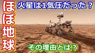 【ゆっくり解説】火星は地球と似た大気を持っていた? 火星ねっとり解説 大気編