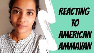 Reacting to American Ammavan/Indian nurses association's response/discourage hatespeech/RealityReels