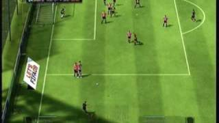 FIFA 09 XBOX 360 LAST GASP GOAL