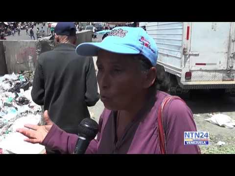 En Venezuela se vende porciones mínimas de alimentos por crisis