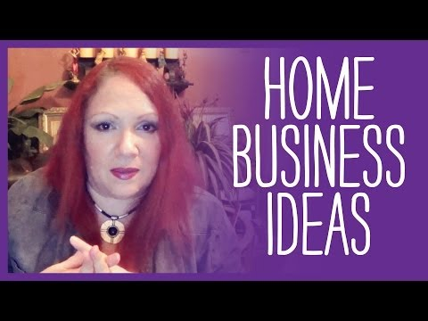 Business Ideas For The Stay At Home Mom
