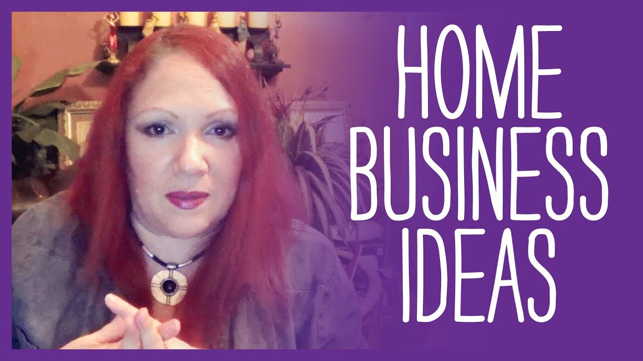 Seven Inspiring Home Business Ideas For Stay At Home Moms Youtube