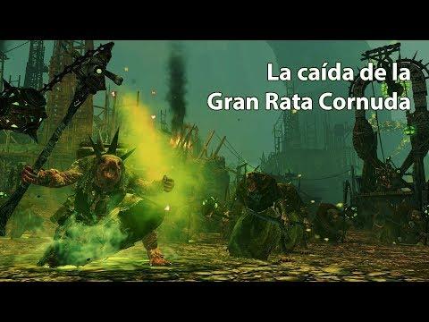 Total War WARHAMMER 2 | La Caída de la Gran Rata Cornuda