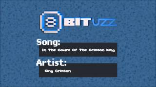 In The Court Of The Crimson King - King Crimson - 8Bit