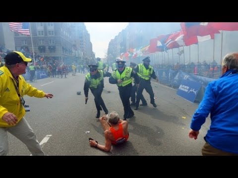Photographer Captured Agony Of Boston Bombings