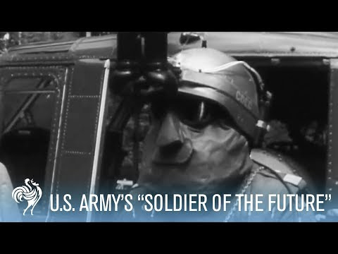 Soldiers of the Future (1950s America)