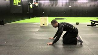 Wrestling Specific Training: Pop Ups by Coach Myers