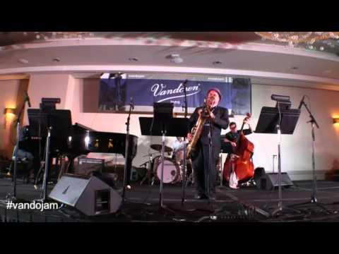 Jerry Vivino Performs 'Three and One' at the 2016 NAMM VandoJam