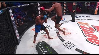 Michael MVP Page vs Paul Daley Full Fight Highlights - Review! MVP Wins
