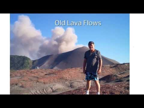 World's Longest Continuously Erupting Volcano