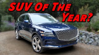 Shaking Up The Luxury Segment | 2021 GV80 Full Review