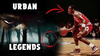 NBA Urban Legends That Will CREEP You Out! ...*PART 1*