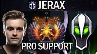 OG.JERAX RUBICK - BEST SUPPORT - DOTA 2 7.29 GAMEPLAY