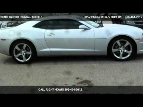 2010 Chevrolet Camaro 2SS   For Sale In Hopkinsville, KY 42240. Patriot  Chevrolet
