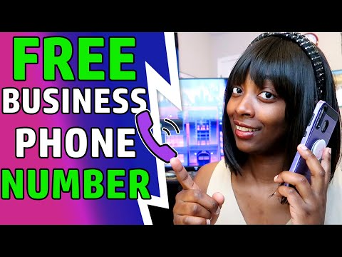 Free Business Phone Number