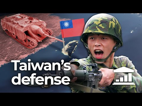 Could TAIWAN repel an INVASION by CHINA?  - VisualPolitik EN