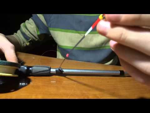 как сделать сигнализатор поклевки (кивок) для спининга и фидера .