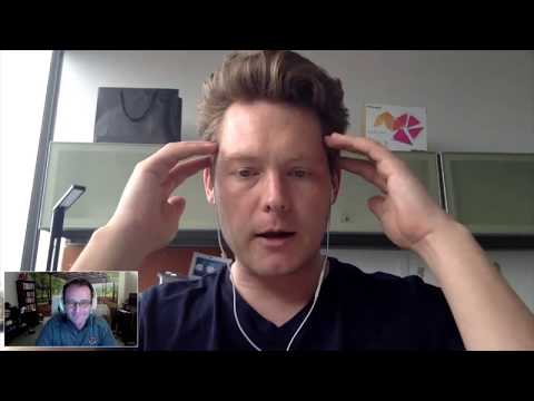 """Interview with Tom Goodwin, Author of the new book """"Digital Darwinism"""""""