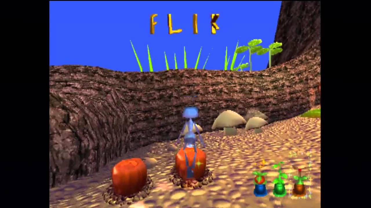 Image result for A bug's life ps1