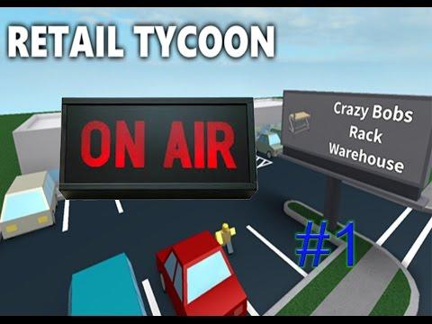 Retail Tycoon - Live Walkthrough #1