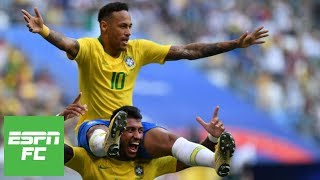 Brazil vs. Belgium preview: We're in for 'brilliant' game in 2018 World Cup quarterfinals | ESPN FC