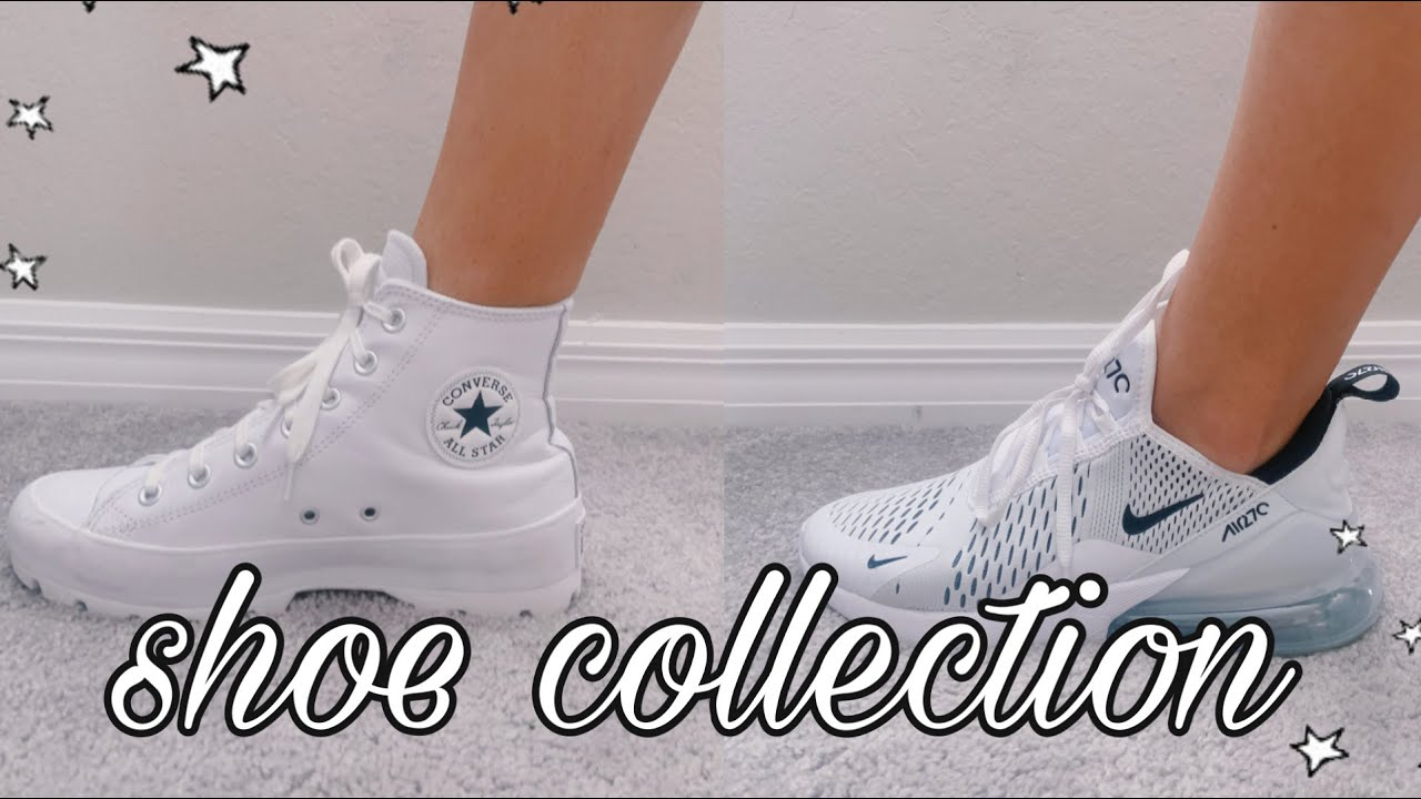 my shoe collection 2020