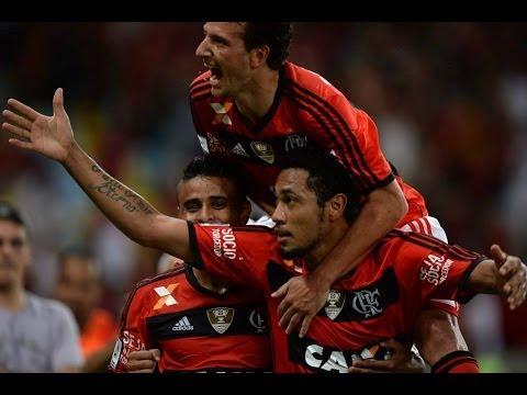 Flamengo 3 x 1 Emelec - Gols do Flamengo - Narração De ...