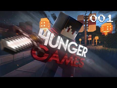 Minecraft Hunger Games [MCSG] - Game 1: Reborn