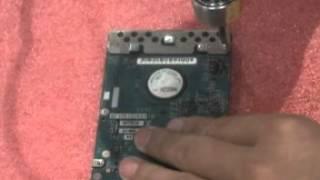 MSI VR601 MS-163C: Видео по замене HDD, жесткого диска(, 2012-08-26T19:51:24.000Z)