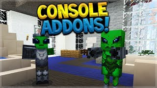 ADDONS COMING TO CONSOLE!! Minecraft Console Edition - MODS ADDONS Coming SOON (Console News)