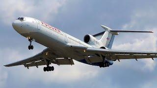 Причиной катастрофы Ту-154, возможно, был теракт