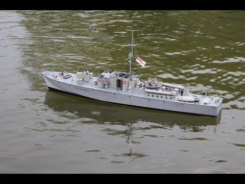 'Dog Boat' -  D class Fairmile MTB  (1/24) Deans Marine