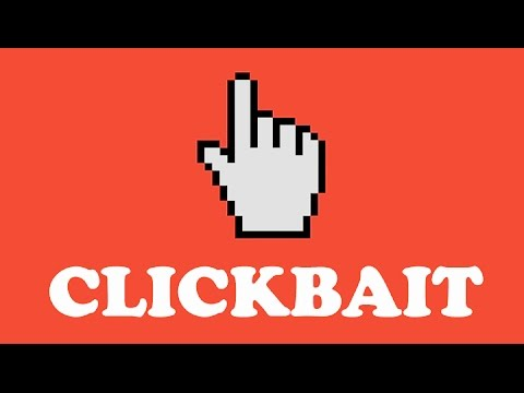CLICKBAIT ¿El fin de YouTube?