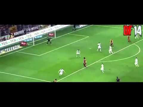 Goal Wesley Snejder - Galatasary vs Juventus neve