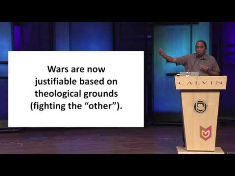 """Mark Charles - """"Race, Trauma, and the Doctrine of Discovery"""""""