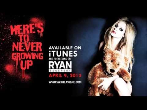 Here's To Never Growing Up - Avril Lavigne [New Song 2013] with lyric